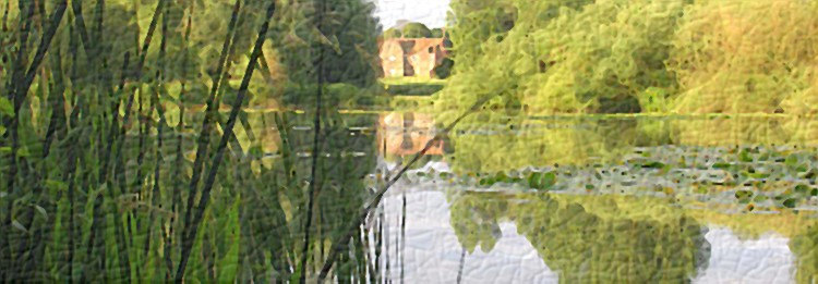Wallington Hall Lake 3 - artist's impression